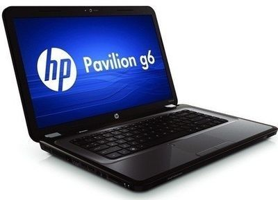 "HP Pavilion g6-2201er (C0X88EA), 15.6"" (1366x768) HD LED, Black"