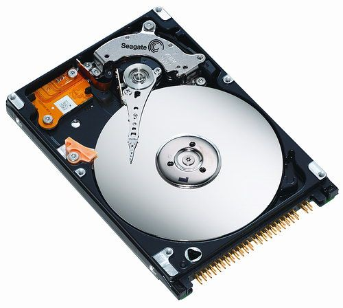 Seagate Momentus (ST9320423AS), 320Gb, 7200 rpm, 16Mb, SATA II, 2.5""