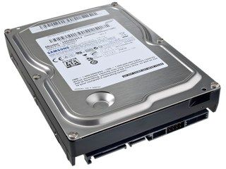 Samsung (HD502HJ), 500GB, 7200 rpm, 16Mb, SATA II, 3.5""