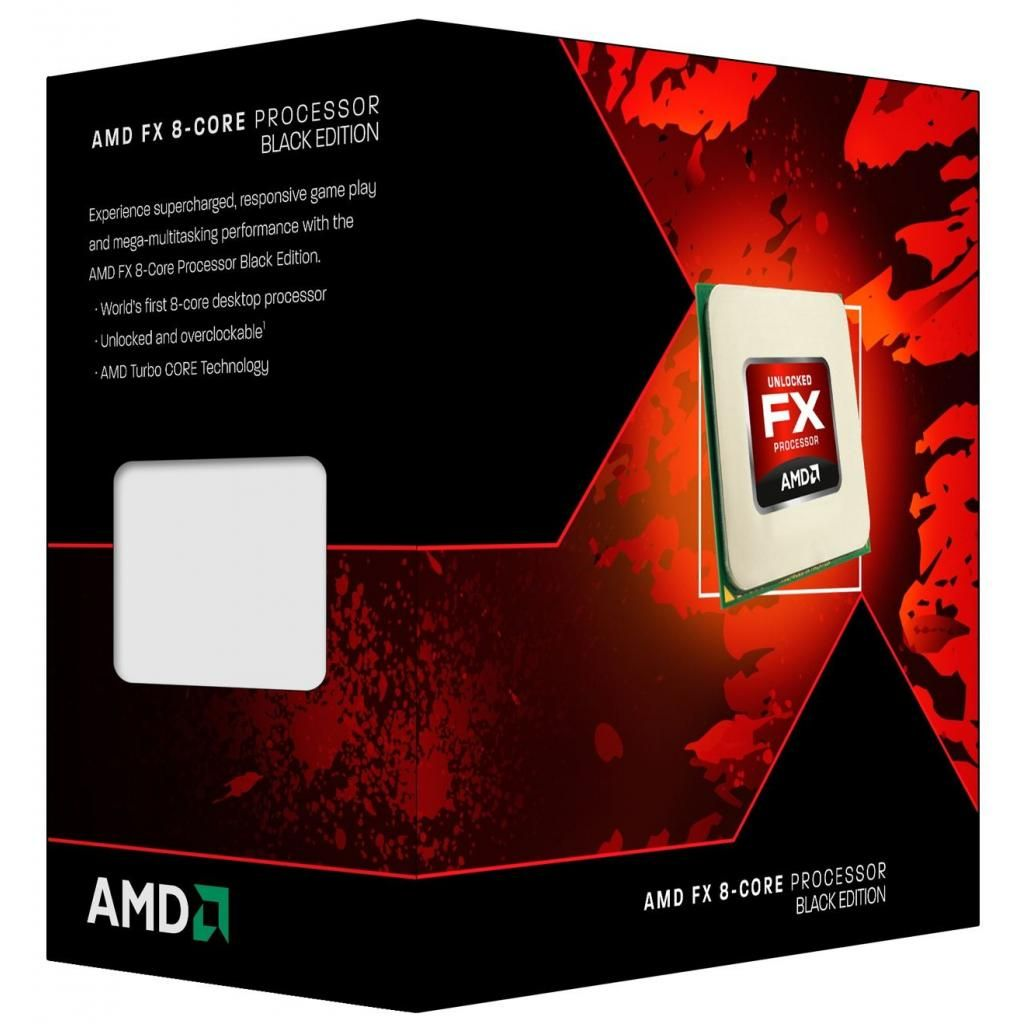 AMD FX-8350 (FD8350FRHKHBX), AM3+, Box