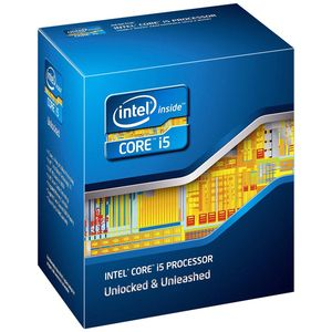 Intel Core i5-2500K (BX80623I52500K), s1155, Box
