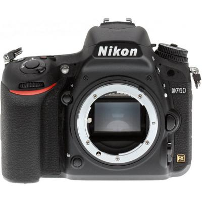 Nikon D750 Body (VBA420AE)