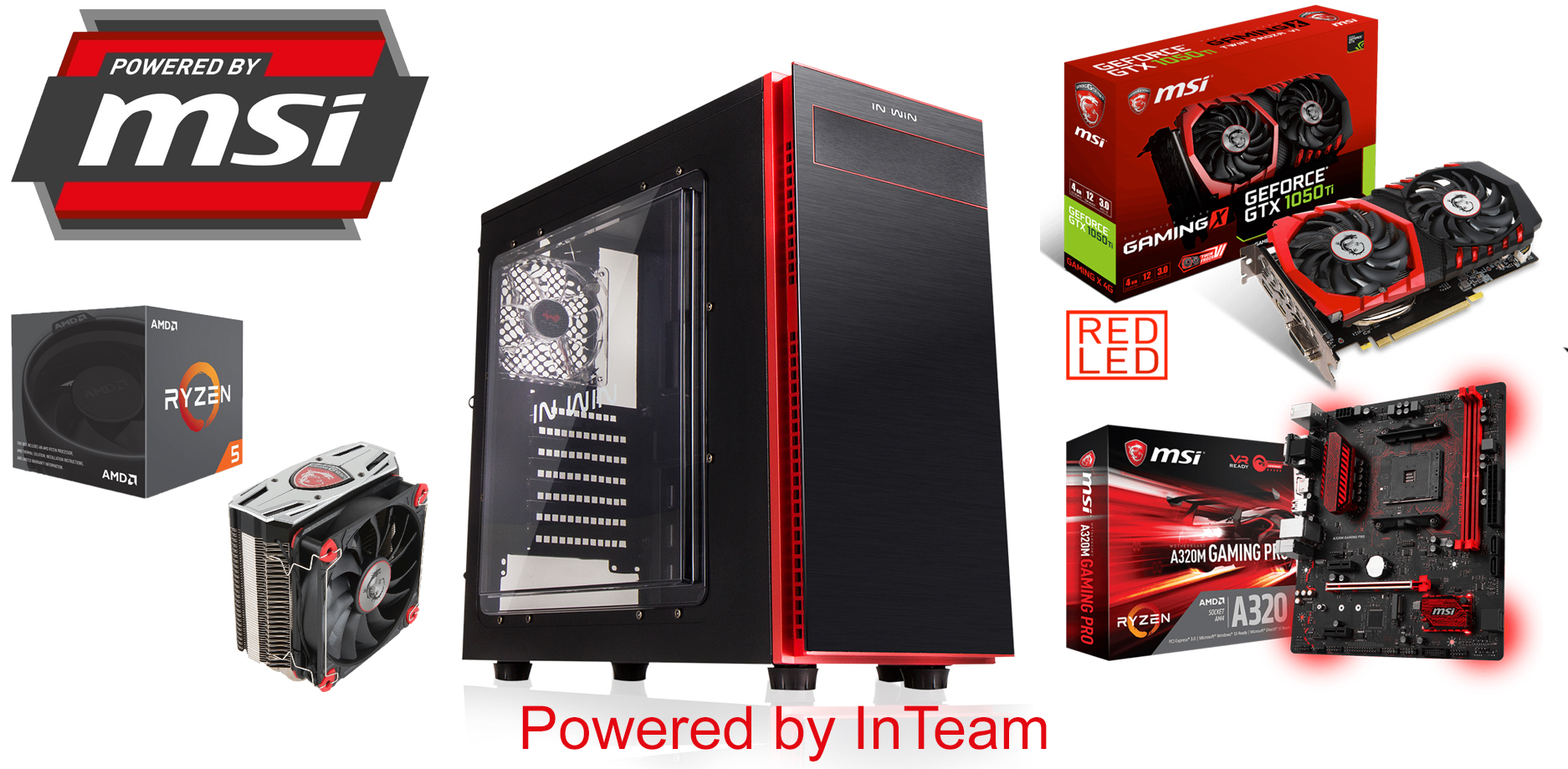 MSI GAMING PC (1102)