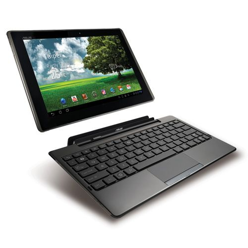"Asus Eee Pad Transformer TF101 (TF101-1B202), 10.1"" (1280x800) Multi-Touch, Black"