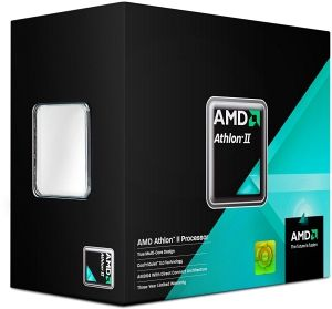 AMD Athlon II X2 (ADX250OCGMBOX) 250, AM3, Box