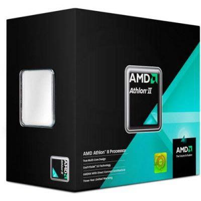 AMD Athlon II X2 (ADX260OCGMBOX) 260, AM3, Box