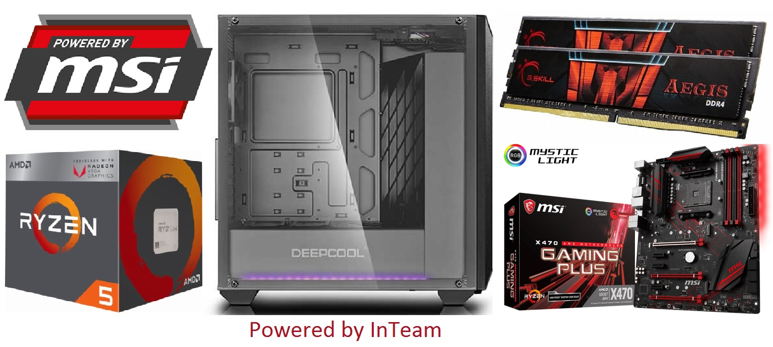 MSI GAMING PC (0602)