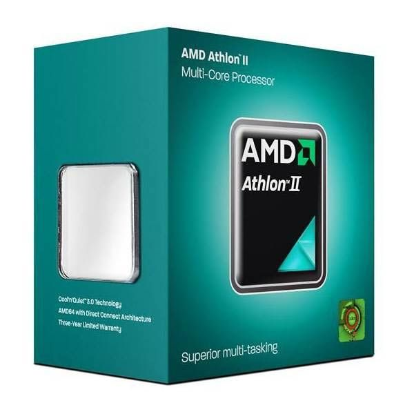 AMD Athlon II X2 (ADX265OCGMBOX) 265, AM3, Box
