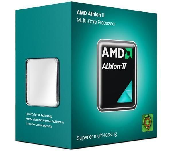 AMD Athlon II X3 (ADX455WFGMBOX) 455, AM3, Box