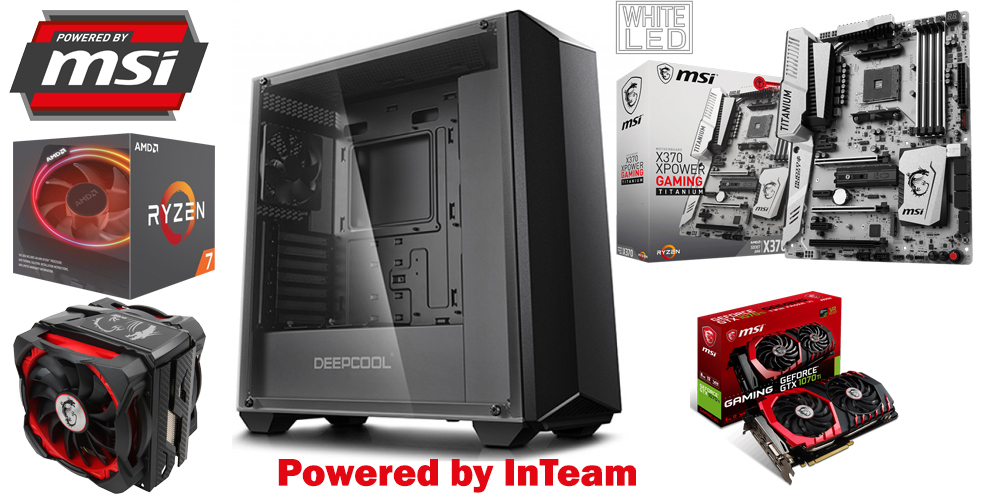 MSI GAMING PC (4103)