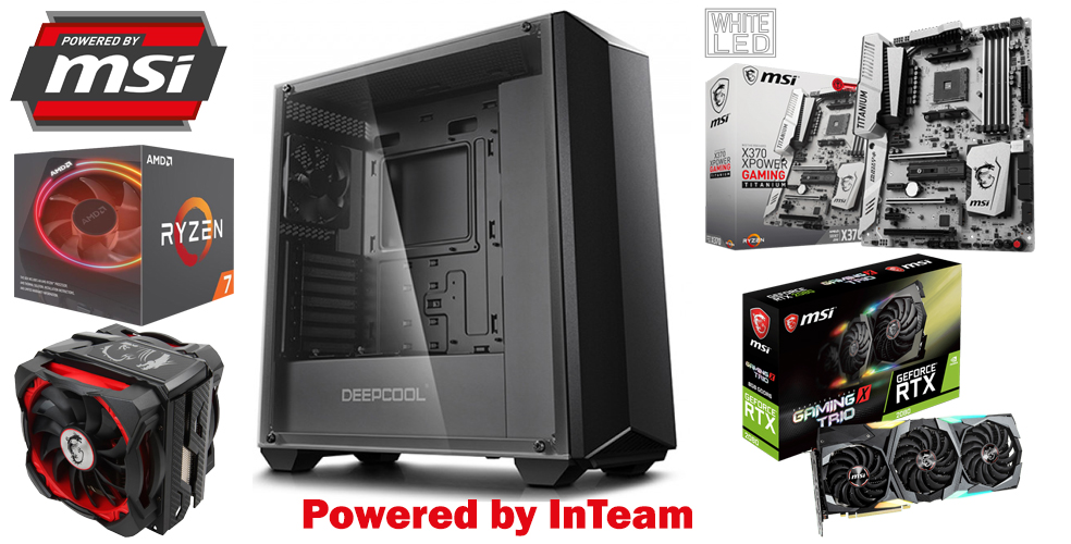 MSI GAMING PC (4104)
