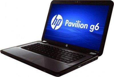 HP Compaq Pavilion g6-1262sr (A3A53EA), 15.6'' (1366x768) HD LED, Charcoal Grey