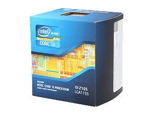 Intel Core i3-2105 (BX80623I32105), s1155, Box