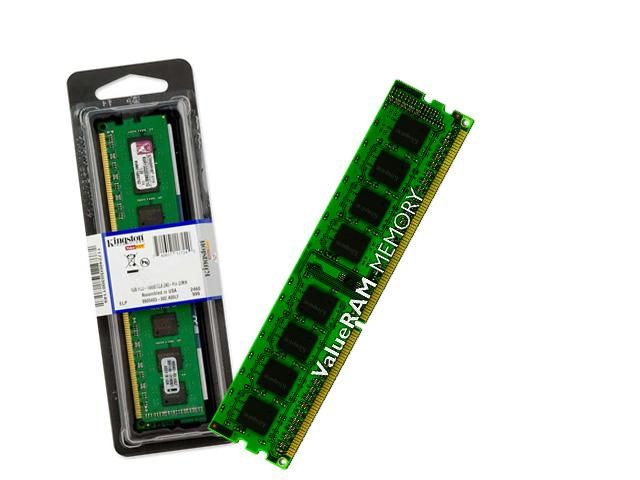 Kingston (KVR1333D3E9S/4G), 4Gb, DDR3-1333 (PC3-10600)