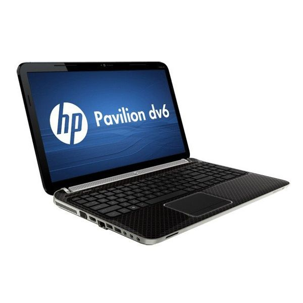 HP Compaq Pavilion dv6-6b65er (A6N06EA), 15.6'' (1366x768) HD LED, Black
