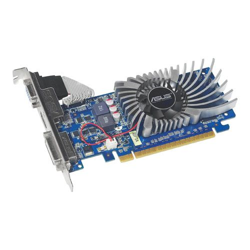 Asus GeForce GT 520 (ENGT520/DI/1GD3(LP)), 1Gb, 64bit