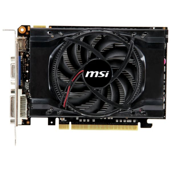 MSI GeForce GTS450 (N450GTS-MD2GD3), 2Gb, 128bit