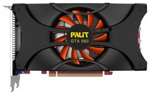 Palit GeForce GTX460 (NE5X4600HD09-1142F), 1Gb, 192bit