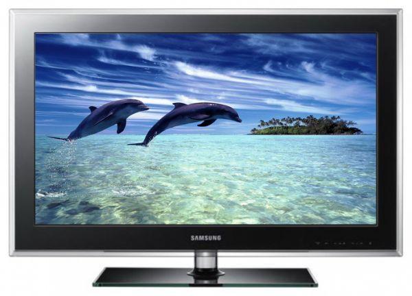 """Телевизоры: Samsung (LE40D550K1WXUA), 40"""" (1920x1080) купить в Одессе - InTeam.com.ua"""